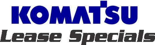 Komatsu Specials Header