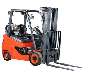 Linde 1319 Forklift